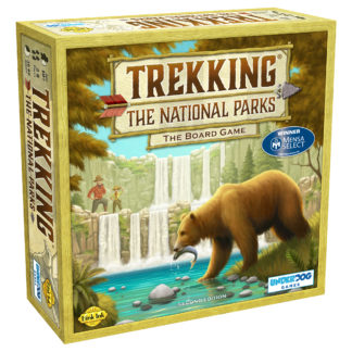 Trekking the National Parks: The Board Game (2nd Edition)
