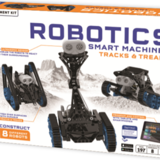 Robotics: Smart Machines – Tracks & Treads