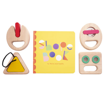 Shape Book + Musical Shapes